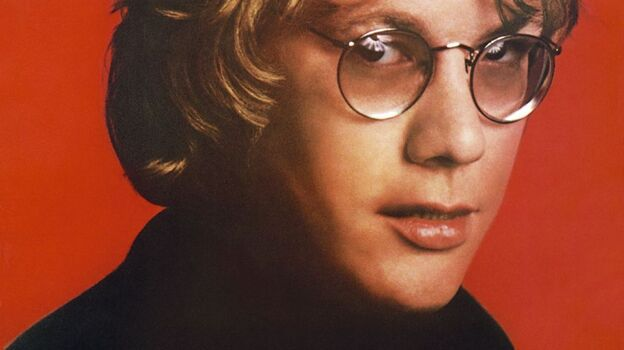 """Warren Zevon on the cover of Excitable Boy, the 1978 album which includes """"Werewolves in London."""" (Courtesy of the artist)"""