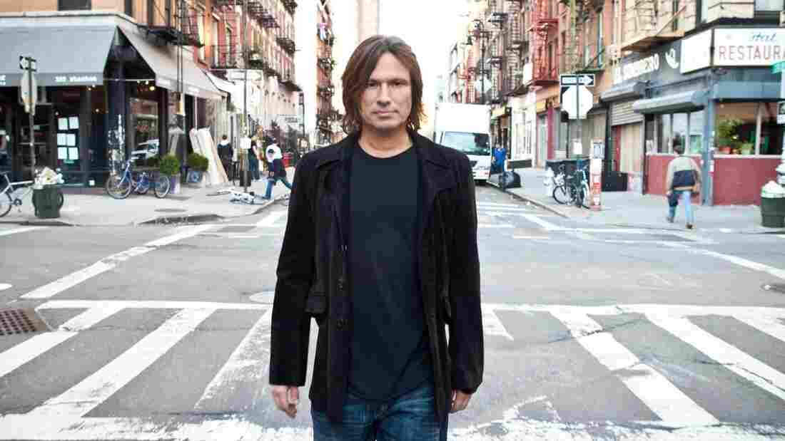 Russ Irwin has toured with Aerosmith for 15 years. His new solo record, Get Me Home, was released this May.