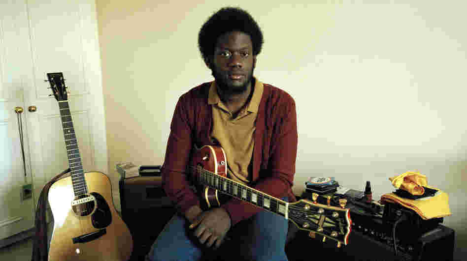 Michael Kiwanuka's debut album Home Again was released this spring.