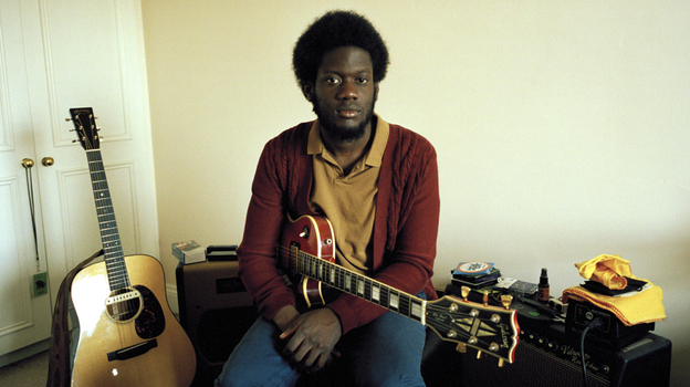 Michael Kiwanuka's debut album Home Again was released this spring. (Courtesy of the artist)