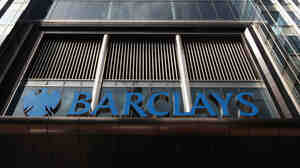London-based Barclays Bank agreed to pay a $453 million fine over charges it manipulated the London Interbank Offered Rate — LIBOR — a key global interest rate.