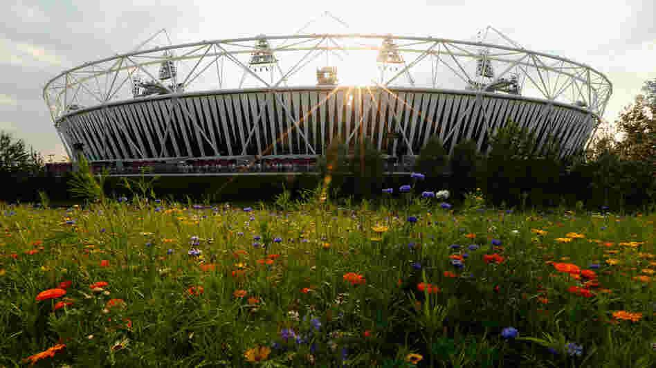 In his new book, Iain Sinclair bemoans what the construction of Olympic Park and the Olympic Stadium has done to his East London neighborhood.