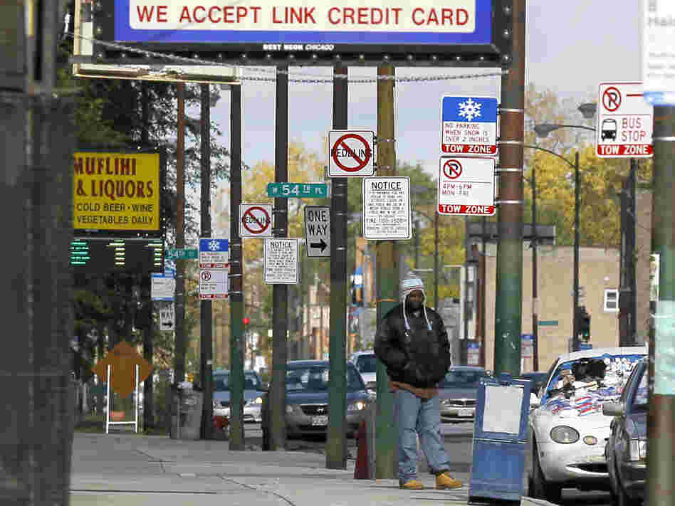Englewood, like many Chicago neighborhoods, has been beset with crime and joblessness for decades.