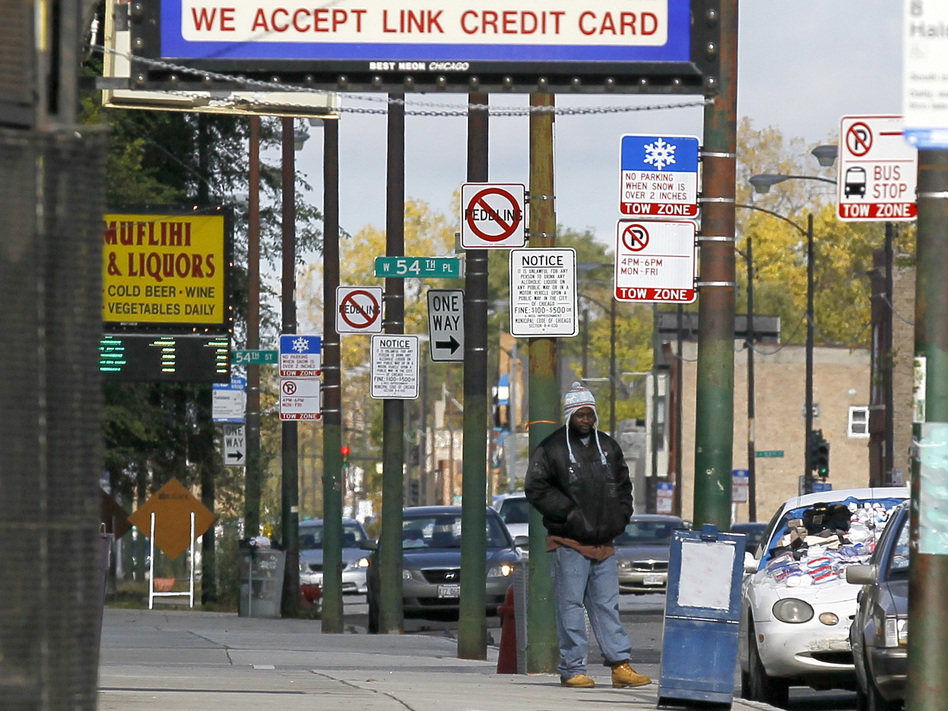 Englewood, like many Chicago neighborhoods, has been beset with crime and joblessness for decades. (AP)