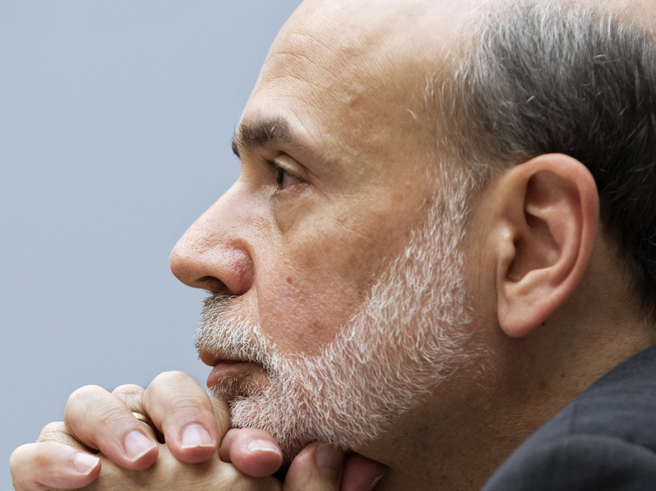 Federal Reserve Chairman Ben Bernanke appears before the House Financial Services Committee July 18. Economists expect Fed policymakers to consider further steps to boost growth when they meet next week.