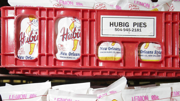 Fresh Hubig pies read for delivery in 2007. (AP)
