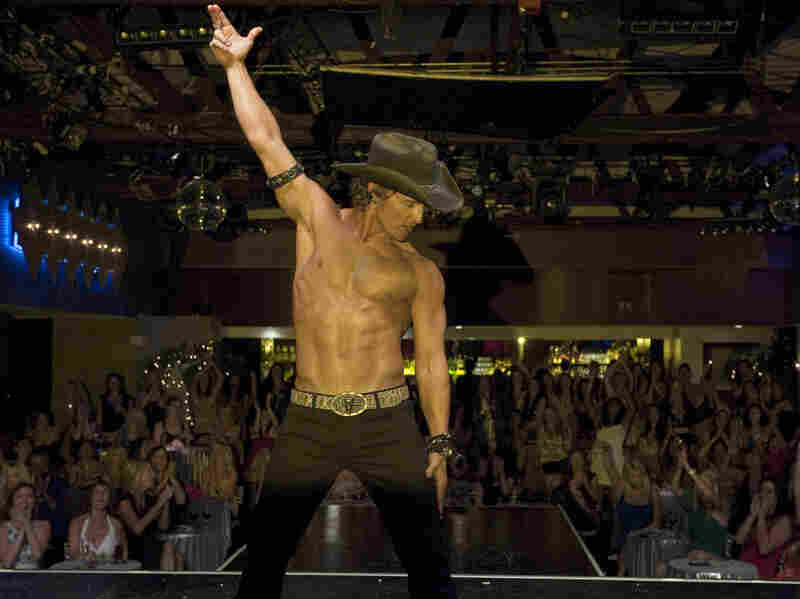 In 2012's Magic Mike, McConaughey brings a subtle, frightening darkness to the role of a strip-club owner with a sizable sleazy streak.
