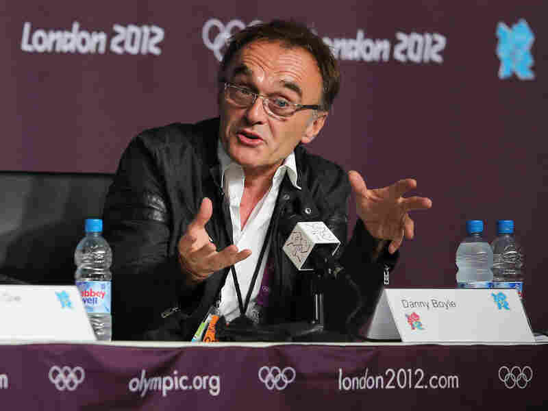 """We don't get lost in show business"" during the opening ceremony for the London 2012 Olympics, says Danny Boyle, who directed the show. Boyle spoke with reporters before Friday's ceremony, which begins at 9 p.m. London time."