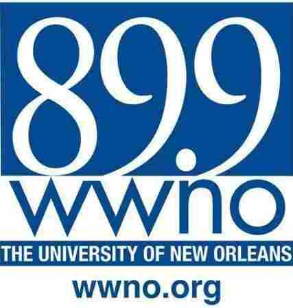 WWNO logo 2012