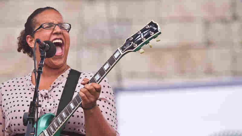 Alabama Shakes, Live In Concert: Newport Folk 2012