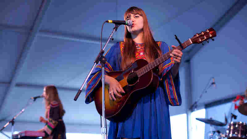 First Aid Kit, Live In Concert: Newport Folk 2012