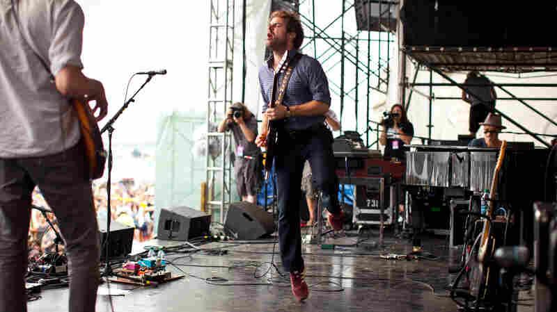 Dawes, Live In Concert: Newport Folk 2012