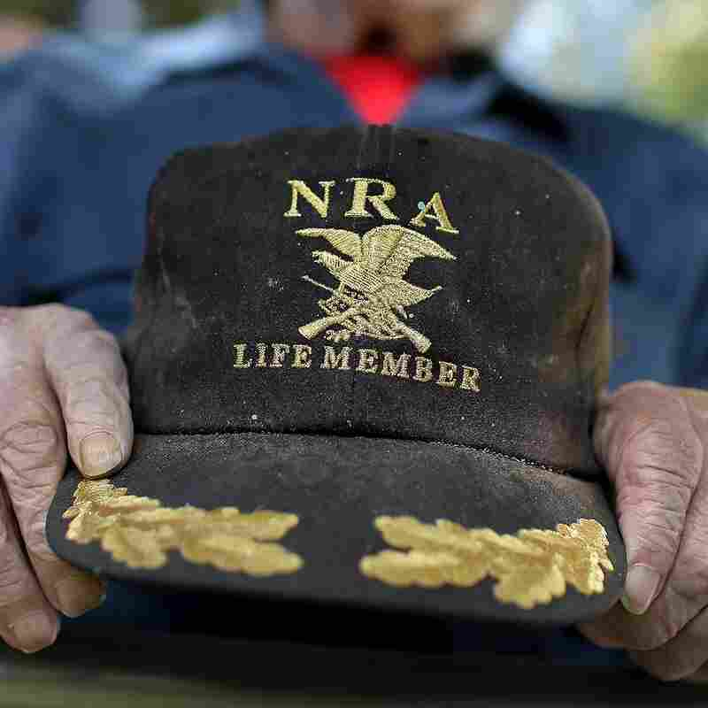 The NRA's Lock On The Gun Control Debate