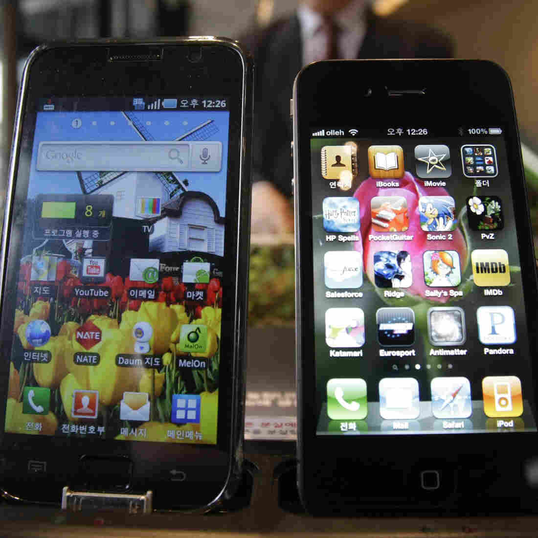 Samsung Fight Among Many In Apple's Patent War