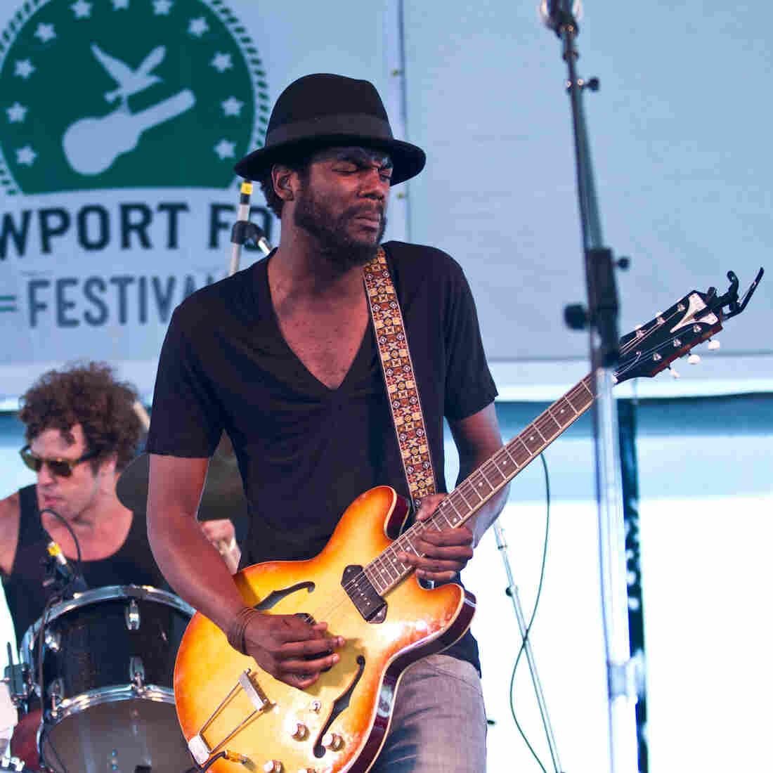 Gary Clark Jr., Live In Concert: Newport Folk 2012
