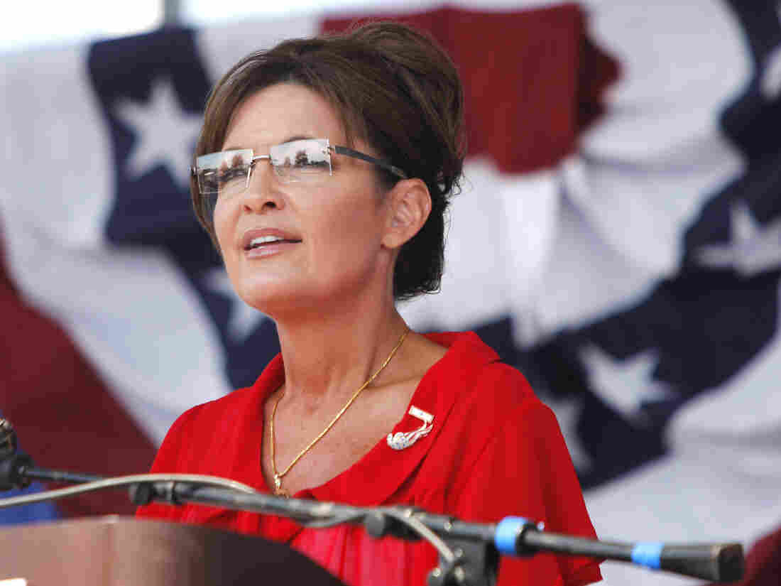"""""""I like Gov. Palin,"""" Cheney told ABC News in an excerpted interview on Sunday. But she wasn't ready to be vice president, he said."""