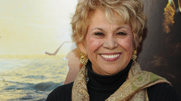 Actress Lupe Ontiveros was known for her roles in the film Selena and the television series Desperate Housewives. (Getty Images)