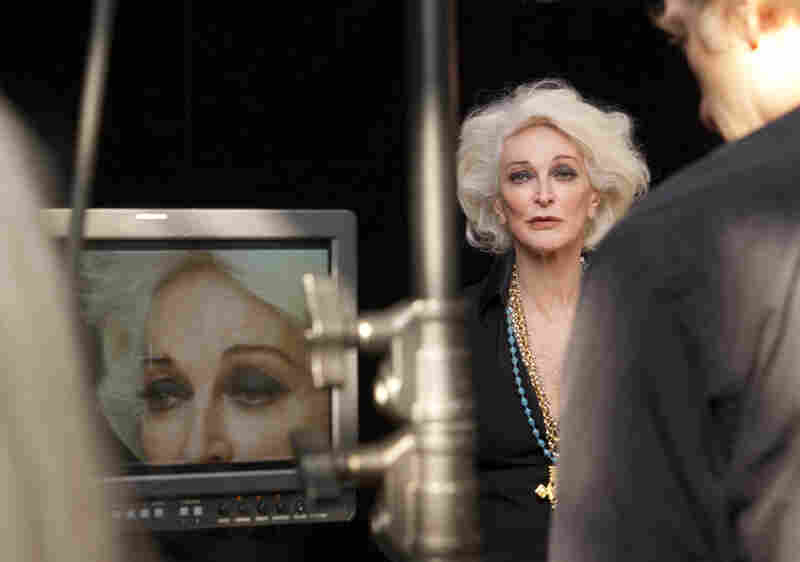In About Face, former supermodels (including Carmen Dell'Orefice shown above) talk about what it's like to grow old in an industry that is obsessed with youth.