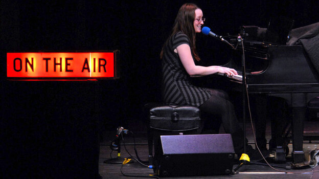 Ingrid Michaelson performs on Mountain Stage.