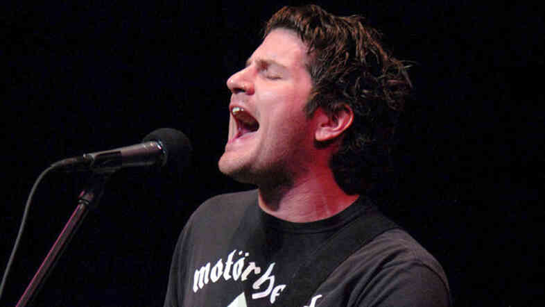 Matt Nathanson performs on Mountain Stage.