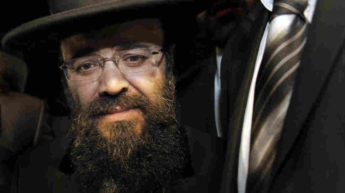 """Rabbi Yaacov Israel Ifargan is known as the 'X-ray' rabbi for what his followers say is his ability to """"see right through"""" a person. According to Forbes in Israel, he is worth about $23 million, which makes him the country's sixth-richest rabbi."""