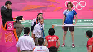 Reports: Eight Badminton Players Tossed Out Of Olympics
