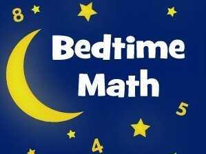 Bedtime Math's logo.
