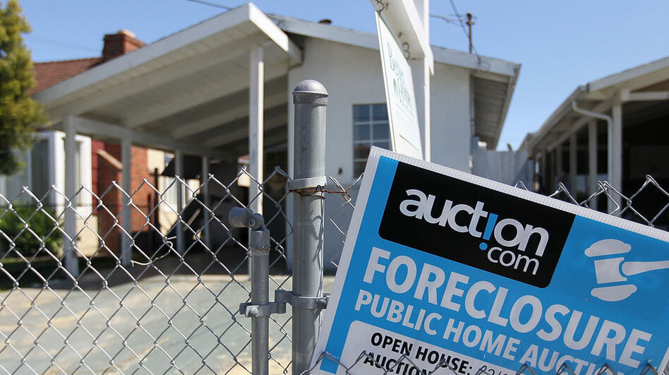 Many experts say reducing mortgage principal can help troubled homeowners avoid foreclosure and stay in their homes. But the regulator who oversees two of the nation's largest mortgage holders, Fannie Mae and Freddie Mac, has rejected the idea. (Getty Images)