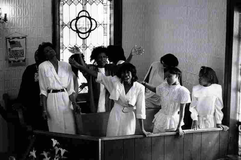 Progressive Baptist Church, J. Patterson Singers, Shouting, 1989