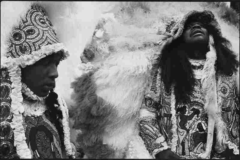 The White Eagles/Black Indians of New Orleans, 1980