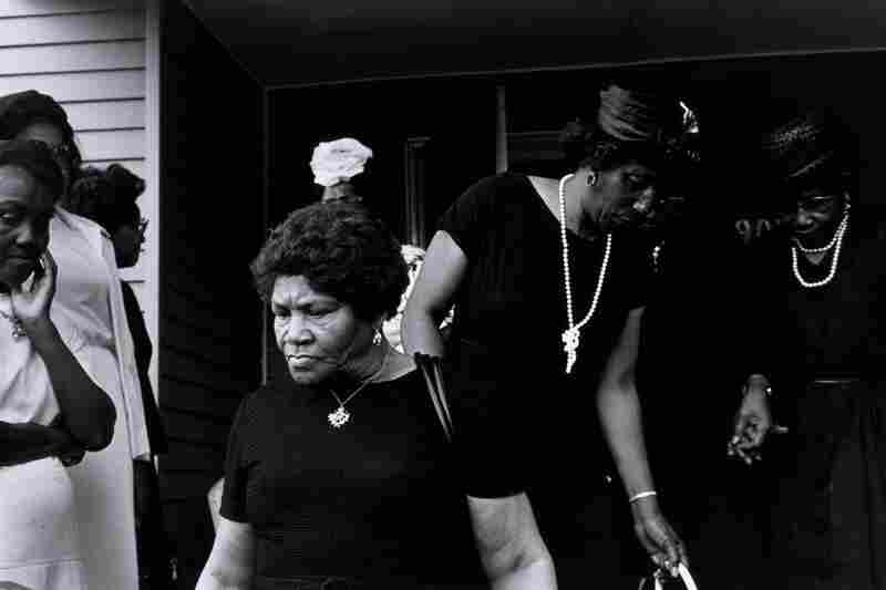 Great Aunts, Grandma Anna's Funeral, Birmingham, Ala., 1979