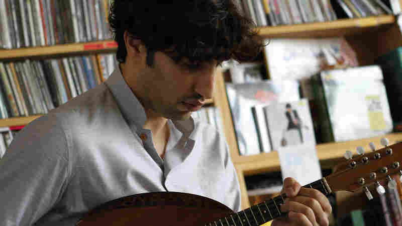 Avi Avital: Tiny Desk Concert