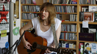 Beth Orton performs a Tiny Desk Concert at the NPR Music offices.