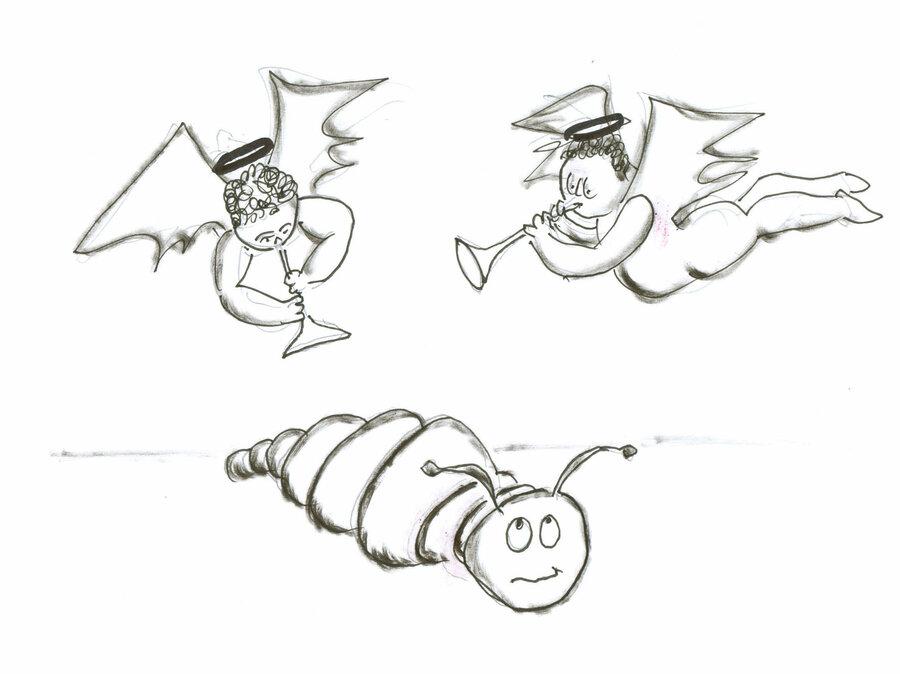 Help with caterpillar essay?