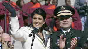 South Carolina Gov. Haley's Husband Deploying To Afghanistan