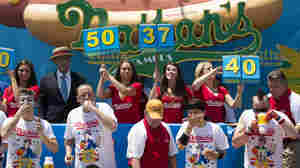 Olympic-Sized Appetites: The World Of Competitive Eating