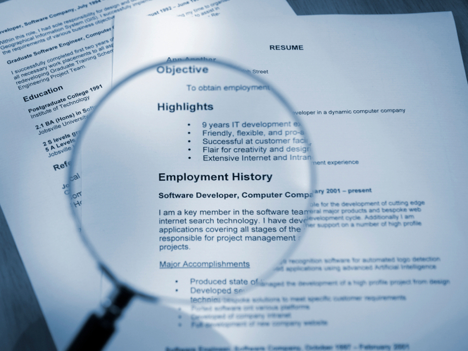 Have you ever wondered who else is out there applying for the jobs you want?