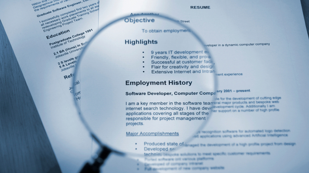 Have you ever wondered who else is out there applying for the jobs you want? (iStockphoto.com)