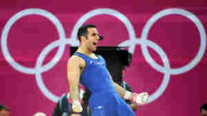 U.S. Gymnast Danell Leyva Wins Bronze In All-Around