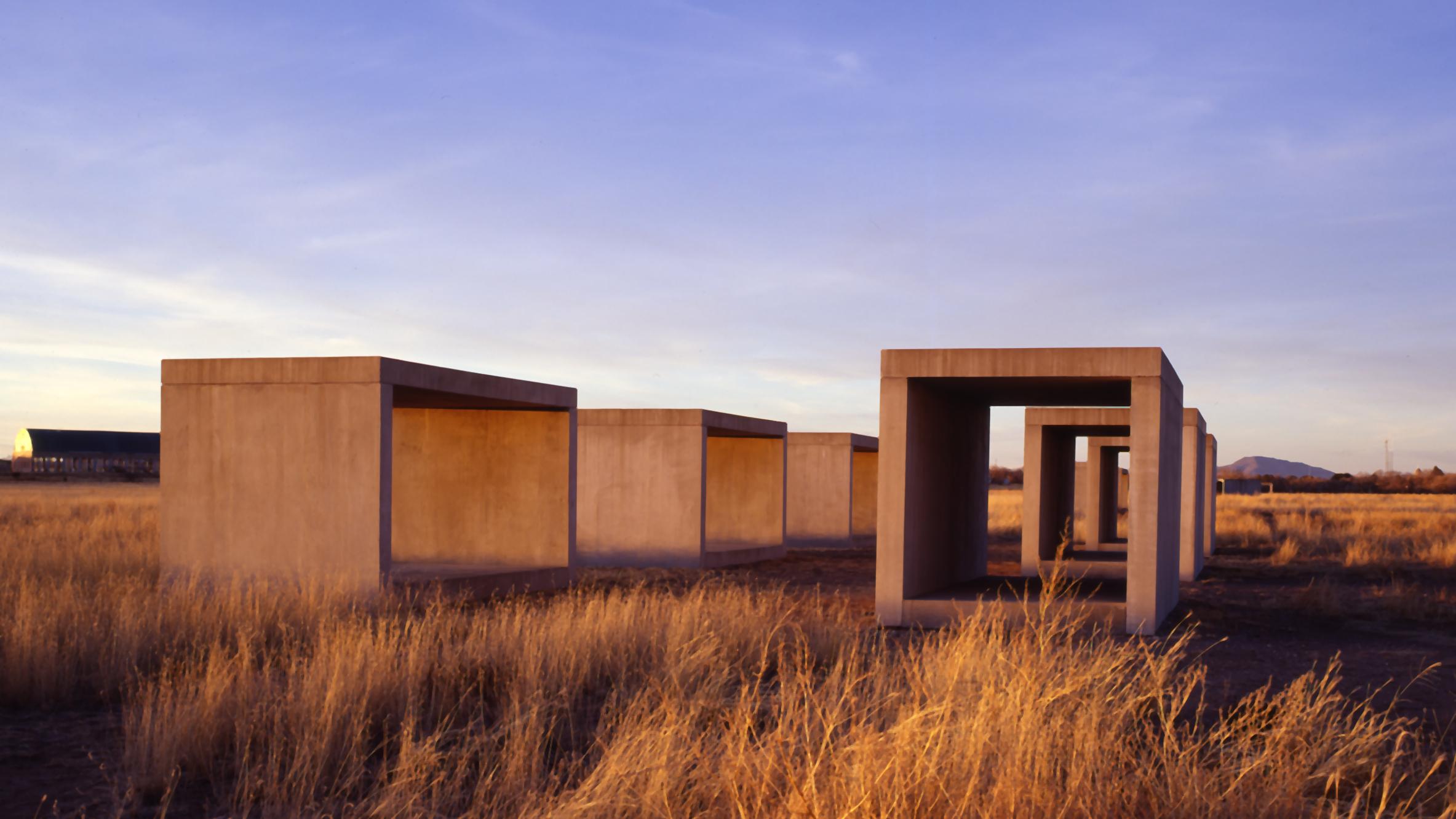 Marfa Texas An Unlikely Art Oasis In A Desert Town Npr