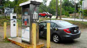 States Ask Detroit: 'Build Us A Natural Gas Car, Please'