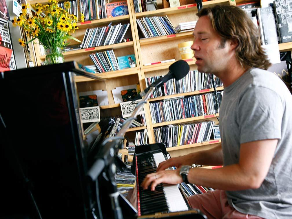 Andrea Echeverri: Rufus Wainwright: Tiny Desk Concert : NPR