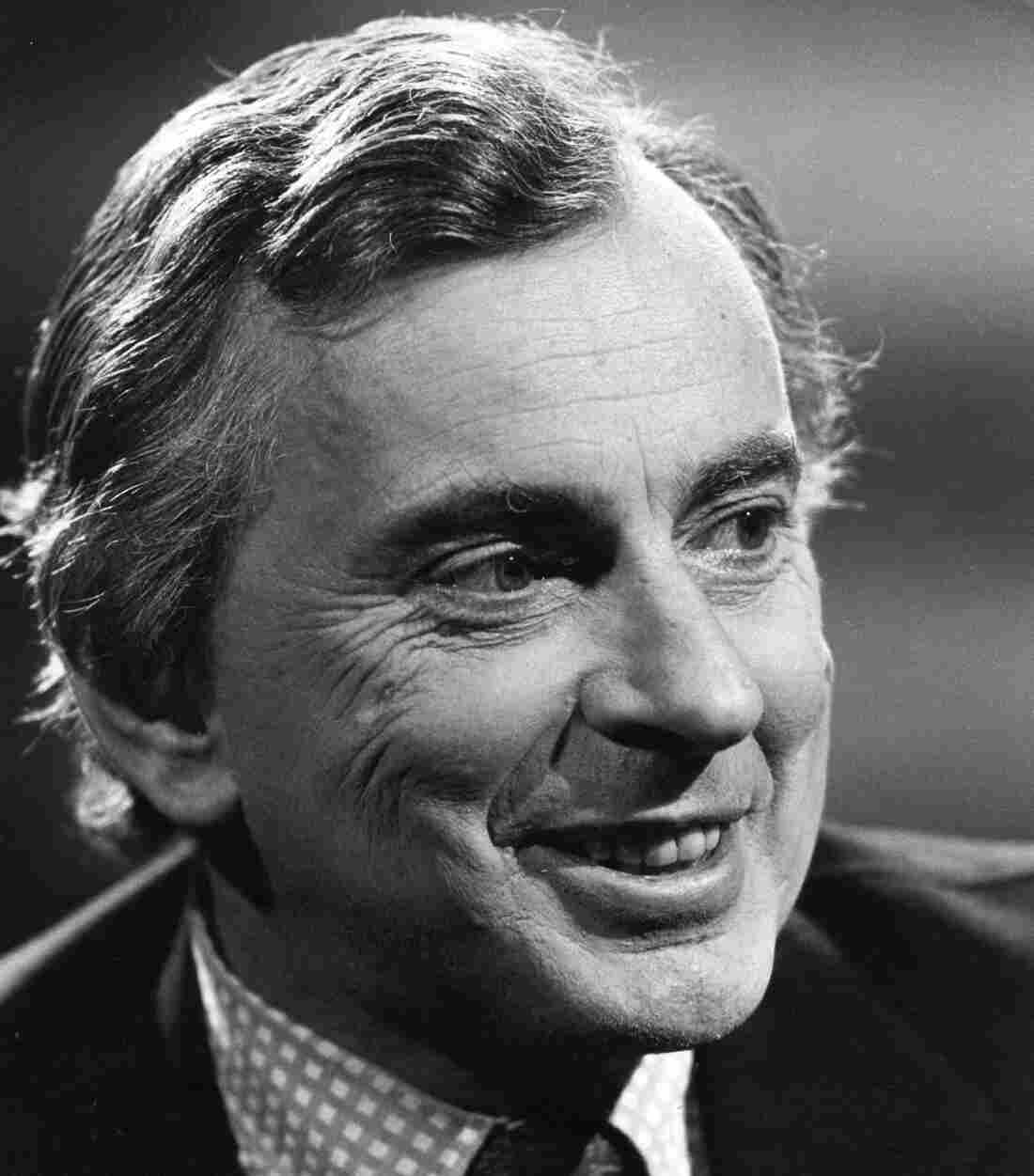 Gore Vidal in 1991. He died Tuesday, at the age of 86.