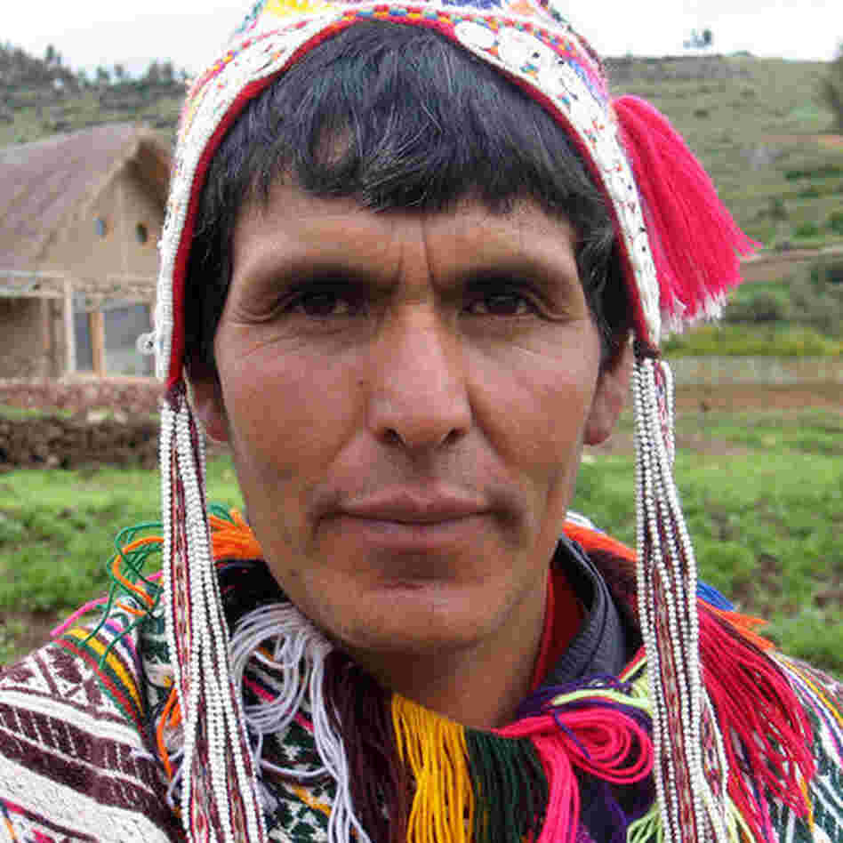 Andean Peru is a colorful world — and the highland potatoes are just as vivid. Take a photographic journey.