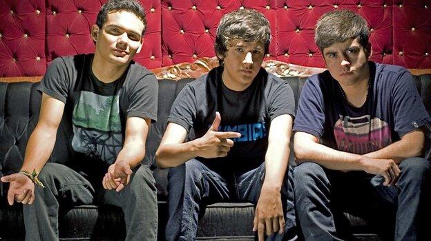 3Ball MTY is DJ Otto, Erick Rincon and Sheeqo Beat.