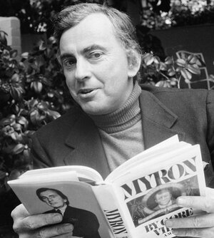 Gore Vidal authored the historical novels Burr and Lincoln, wrote plays and provocative essays, ran for office twice — and lost — and frequently appeared on TV talk shows. His play The Best Man currently has a revival on Broadway.