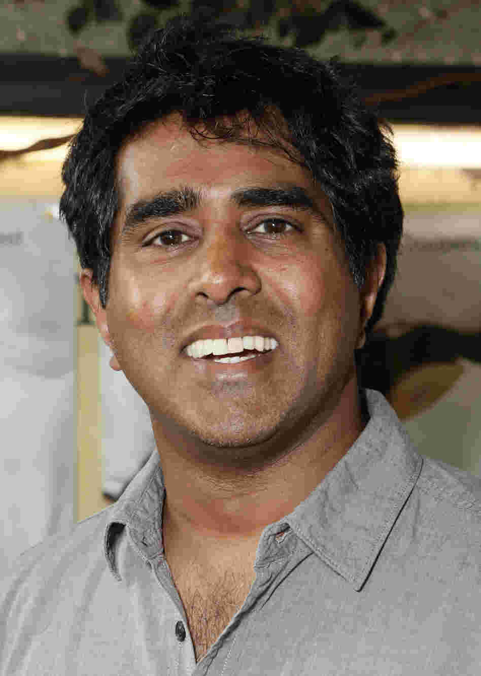 Writer-director Jay Chandrasekhar's credits include Super Troopers, Beerfest and The Babymakers, which opened in theaters this weekend,