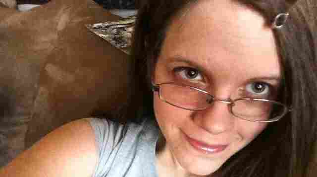 Danielle Peterson lives in Jefferson City, Mo., and has a chronic illness that requires her to be tube fed.