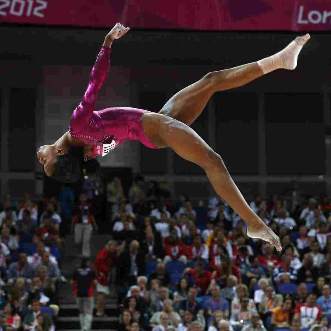 U.S. Gymnast Douglas Wins Gold In Individual All-Around