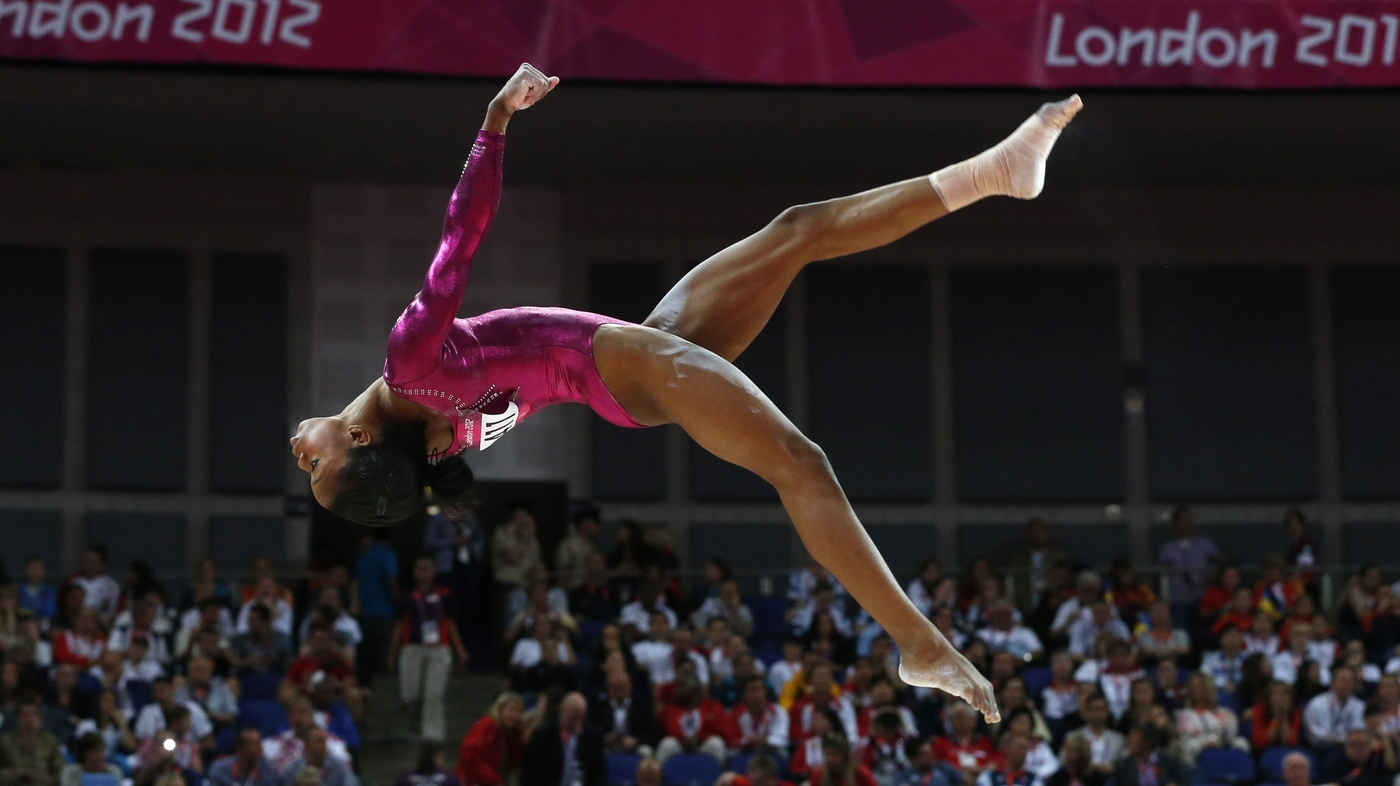 floor gymnastics olympics. London 2012: U.S. Gymnast Gabby Douglas Wins Gold In Individual All-Around : The Torch NPR Floor Gymnastics Olympics O